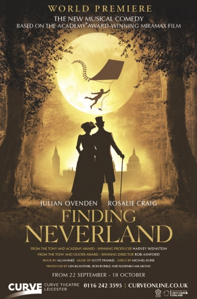 FINDING-NEVERLAND poster
