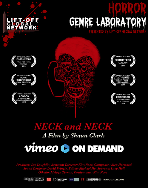Neck and Neck - Film Poster_LIFT OFF